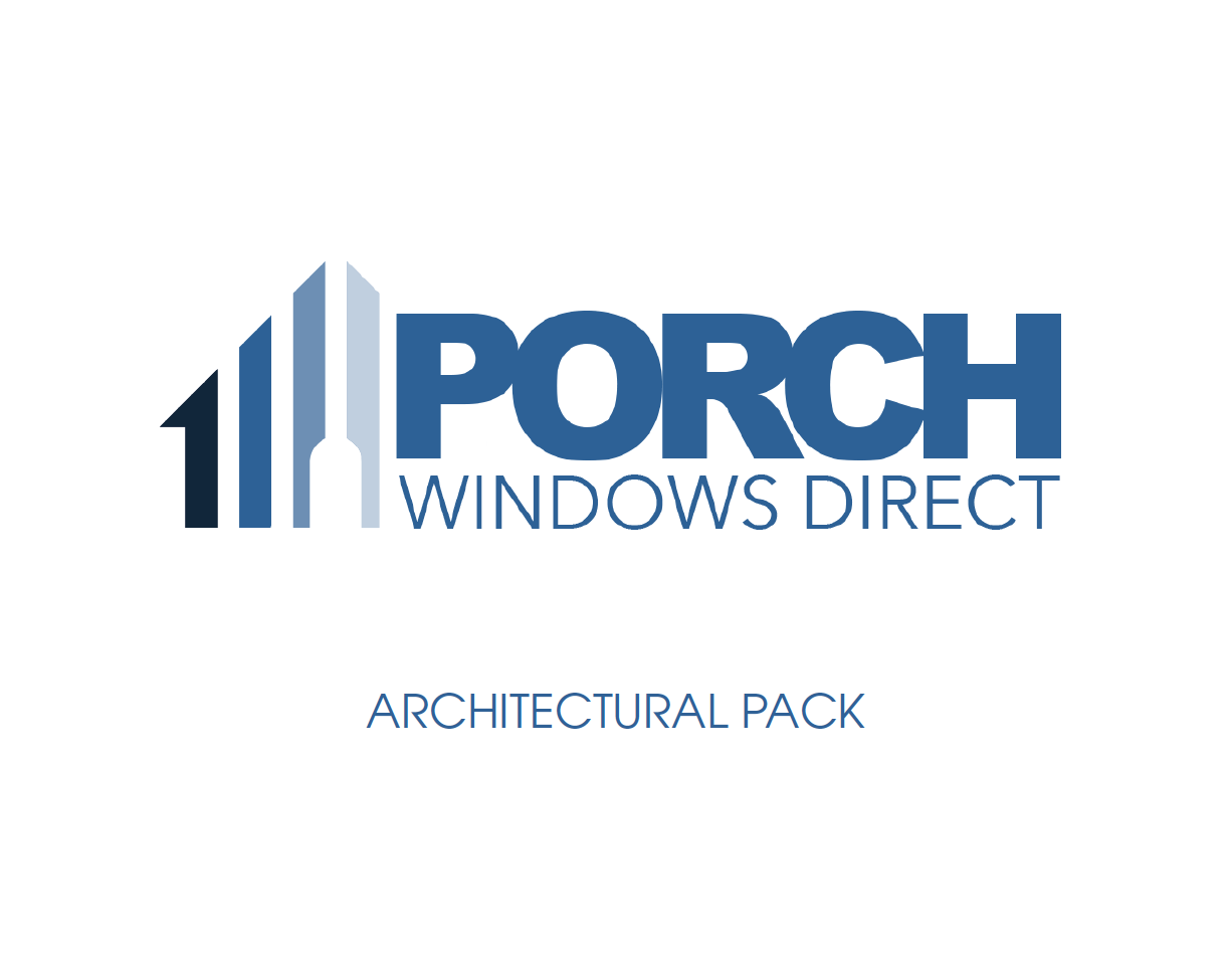 Architectural Pack for Porch Windows Direct